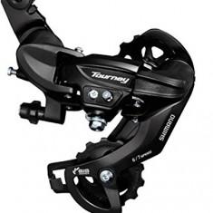 Schimbator spate Shimano Tourney 6/7 viteze, ARDTY300B, prindere pe surubPB Cod:SHI-78045 - Piesa bicicleta
