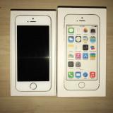 Vand iPhone 5s Gold - Telefon iPhone, Auriu, 16GB, Neblocat, Single core, 2 GB