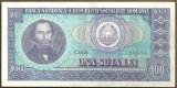 BANCNOTA 100 LEI 1966 AUNC (serie 729884)