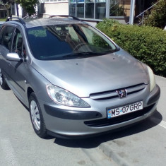 Peugeot 307 HDi, An Fabricatie: 2002, Motorina/Diesel, 1997 cmc, 288500 km