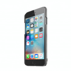 Carcasa, Patchworks, C0 Hard Clear case, pentru Apple iPhone 6/6s, neagra