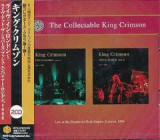 KING CRIMSON - LIVE IN LONDON, 1976, 2xCD