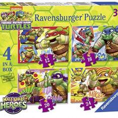 Puzzle Ravensburger Testoasele Ninja
