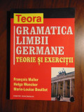 Gramatica limbii germane. Teorie si exercitii - F.Muller, H.Wencker (Teora,2007)