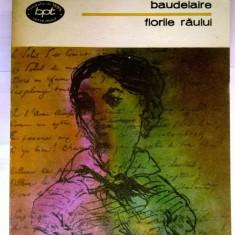 Charles Baudelaire – Florile raului