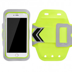 Husa universala armband, Hoco, HS7, verde - Husa Telefon
