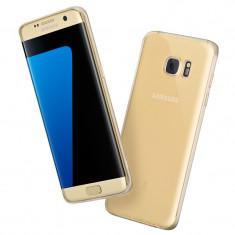 Carcasa Hoco, Light Series TPU, pentru Samsung Galaxy S7, Gold