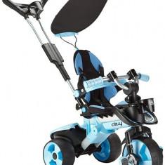 Tricicleta City Blue - Tricicleta copii Injusa