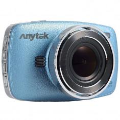 Camera Auto iUni Dash M600 Blue, Full HD, Display 3.0 inch, Parking monitor, Lentila Sharp 6G, Unghi 170 grade by Anytek - Camera video auto