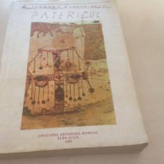 PATERICUL EGIPTEAN. CUVINTE FOLOSITOARE ALE SFINTILOR BATRANI - Carti ortodoxe