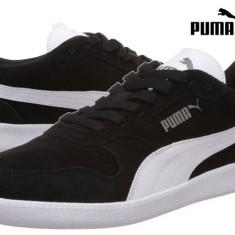 TENISI PUMA RED S PRO CNVS - Tenisi barbati Puma, Marime: 40, 41, 42, 43, 44, 45, 46, Culoare: Negru, Textil