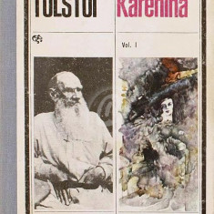 Anna Karenina, vol. 1, 2 (1980) - Carte in maghiara