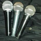Vand microfoane Shure - Microfon