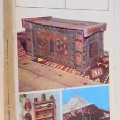 TURISM CU MANUALUL DE ETNOGRAFIE de ION VLADUTIU, 1976, DEDICATIE* - Carte Fabule