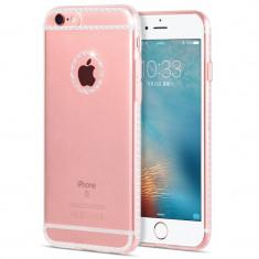 Carcasa, Hoco, Ice Crystal series pentru iPhone 6/6s +, transparent - Husa Telefon
