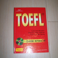 TOEFL  GAIL ABEL BRENNER PATRICIA NOBLE SULLIVAN GRACE YIQIU ZHONG