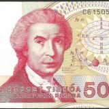 CROATIA - BANCNOTA 50.000 DINARI 1993 UNC