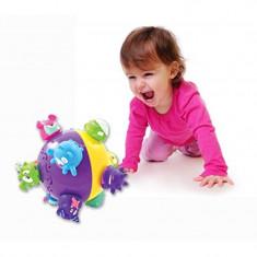 Jucarie bebelusi minge cu vibratii si sunete
