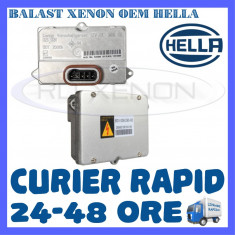 BALAST XENON OEM HELLA 5DV 008 290-00 - FACTURA SI GARANTIE 12 LUNI - Kit Xenon BOORIN