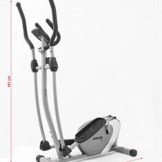 Bicicleta eliptica Scud Zenit X - Bicicleta fitness SPORTMANN