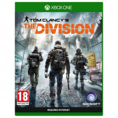 Joc original Xboxe one Tom Clancy's The Division, sigilat - Jocuri Xbox, Shooting, 18+, Multiplayer