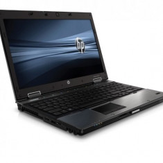 Laptop HP EliteBook 8540w, Intel Core i7 Q720 1.6 GHz, 4 GB DDR3, 320 GB HDD SATA, nVidia Quadro FX 880M, DVDRW, WI-FI, Bluetooth, Card Reader,, Diagonala ecran: 15