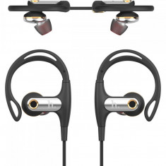 Casti audio sport, Hoco, EPB03, Bluetooth, Negru, Casti In Ear