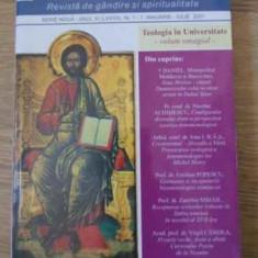 Teologie Si Viata Revista De Gandire Si Spiritualitate Nr.1-7 - Colectiv, 396440 - Carti ortodoxe