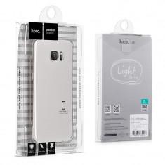 Carcasa Hoco, Light Series TPU, pentru Samsung Galaxy S7 Edge, Transparent