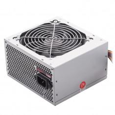 Sursa RPC 550W, 55000AB, 2x SATA, 2x PATA, 1x MB 20+4, 1x CPU 4pin, European Power Cord, 35 cm cables, 120mm Fan bulk - Sursa PC