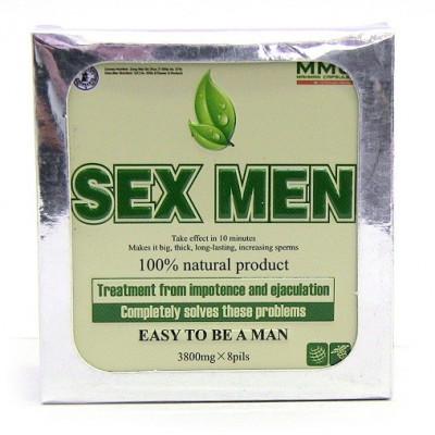 Pastile potenta Sex Men,pentru o durata mai lunga. foto