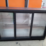 Vitrina/vitrine de bar cu 3 usi,,TEFCOLD,,A+,import germania