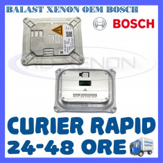 BALAST XENON OEM BOSCH 130732915301 - FACTURA SI GARANTIE 12 LUNI - Kit Xenon BOORIN