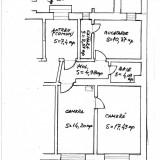 Apartament 2 camere ultracentral, Arad. Proprietar - Apartament de vanzare, 54 mp, Numar camere: 2, An constructie: 1925, Parter