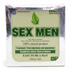Pastile potenta Sex Men.