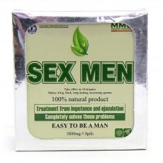 Pastile potenta Sex Men. - Stimulente sexuale