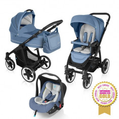 Baby design lupo comfort 01 jeans 2016 - carucior multifunctional 3 in 1