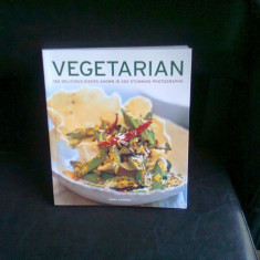 VEGETARIAN - EMMA SUMMER - Carte Retete de post
