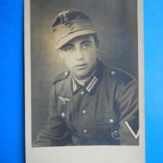 HOPCT 27 SX FOTOGRAFIE VECHE TIP CP MILITAR GERMAN NAZIST IN UNIFORMA, Europa