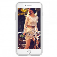 Carcasa, araree, Airfit pentru Apple iPhone 7 Plus, Alb - Husa Telefon
