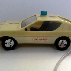 Salvarea AMT masinuta romaneasca jucarie Romania - Jucarie de colectie