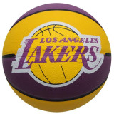 Oferta! Minge baschet Spalding NBA LA Los Angeles Lakers - originala
