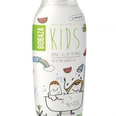 Gel de dus pentru copii cu aroma de pepene, 250 ml - Biobaza - Cosmetice copii