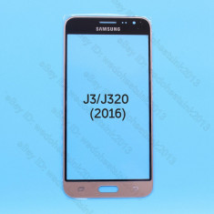 Sticla /  Geam  for  touch screen  samsung j3 2016