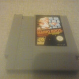 Super Mario Bros - NES - Nintendo Entertainment System, Actiune, 3+, Multiplayer