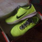 Adidasi Nike - Adidasi dama Nike, Culoare: Verde, Marime: 38.5