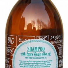 Sampon ecologic cu ulei de portocale 300 ml