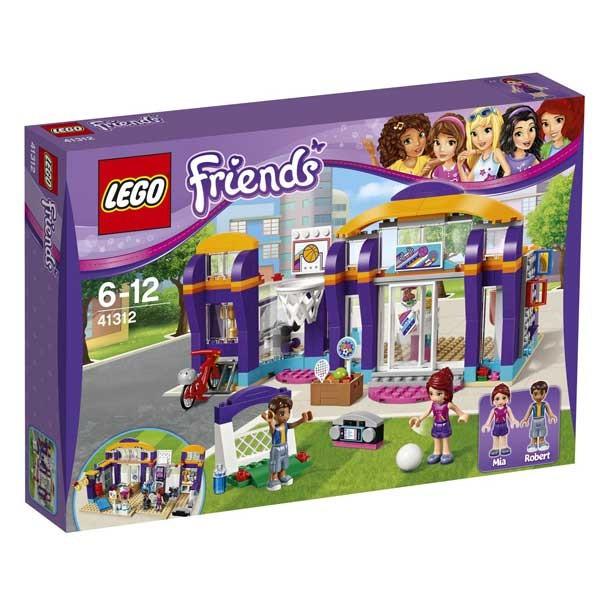 Centrul Sportiv din Heartlake 41312 Lego Friends foto mare