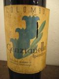 COLOMBO GENZIANELLA APERITIVO,  c l.100 gr. 12 rare 1910/1930