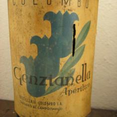 COLOMBO GENZIANELLA APERITIVO, c l.100 gr. 12 rare 1910/1930 - Lichior